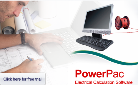 PowerPac electrical calculation software