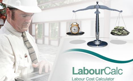 LabourCalc Labour Cost Calculation Software