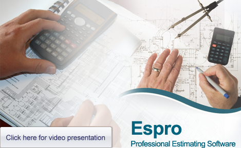 Picture of Espro Electrical Estimating Software